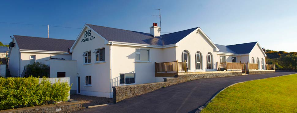 The Harbour View Bed and Breakfast in Doolin Co Clare